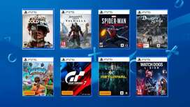 Cheapes PS5/4 PlayStation 5/4  Games for all cities & countries