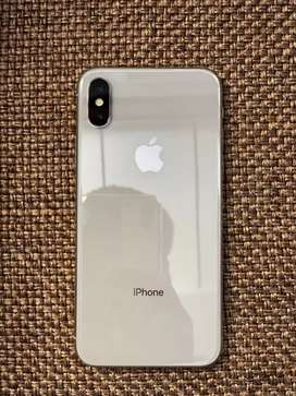 iPhone X 64GB good condition