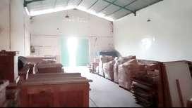 Disewakan Gudang di daerah Kapuk Kamal