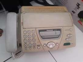 Telepon Fax Panasonic KX-FT73