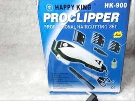 cukur rambut cukuran HK900 / Hair Clipper HAPPY KING Hk 900