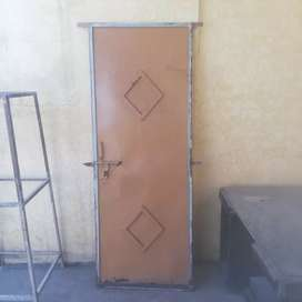 Door for Kitchen and Bathroom