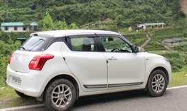 Maruti Suzuki Swift ZDI AMT 2019