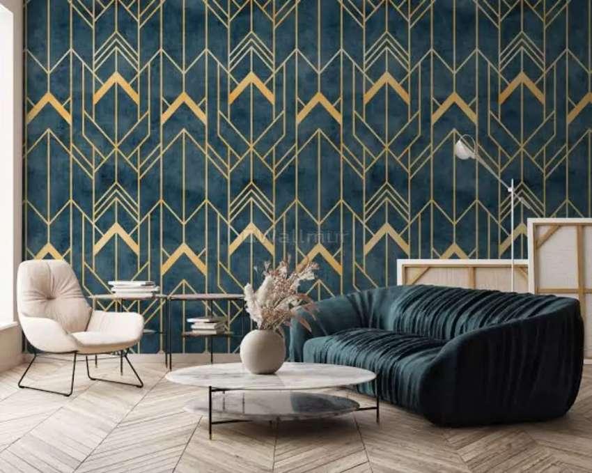 Wallpaper Vynil Premium Gresik