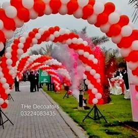 Balloon Decoration in Lahore