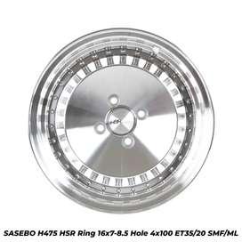 type SASEBO H475 HSR R16X7/85 H4x100 ET35/20 SMF/ML