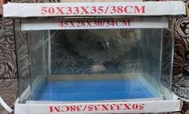New Planted aquarium fish tank - Different sizes available