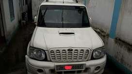 Mahindra Scorpio SLE 2.6 CRDe, 2008, Diesel