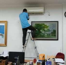 SERVICE AC , BONGKAR PASANG AC
