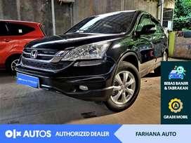 [OLXAutos] Honda CRV 2011 Bensin 2.0 M/T Hitam #Farhana Auto