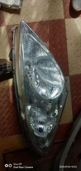 Swift dzire bumper &( headlight..( RH)