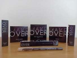 Make Over Make Up Eye Shadow Blush On Lipstik