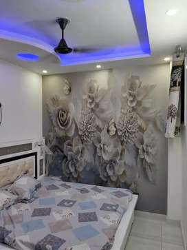 LUXURIOUS 3BHK FLAT WITH LIFT & PARKING, WIDE ROAD, NEAR METRO