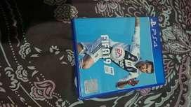 FIFA 19 kaset BD ps 4