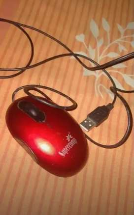 Supercomp Optical Mouse