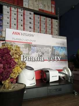 Paket lengkap CCTV Outdoor dan Indoor