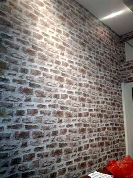 wallpaper dinding vinil