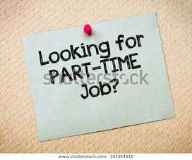Apply now for suitable Part Time job and Earn massive income monthly