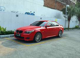 BMW E60 530i M54 ///Msport Bodykit