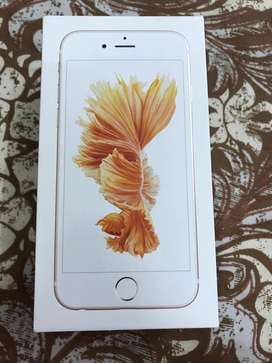 Iphone 6s 16 gb Rose Gold in excellent condition