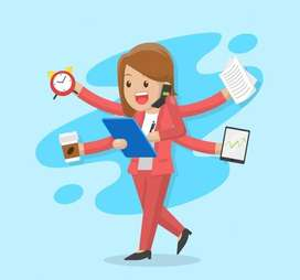 Required Female Receptionist and Female CRO on urgent basis