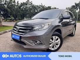 [OLX Autos] Honda CR-V 2013 2.0 Bensin A/T Abu-Abu #Toko Mobil
