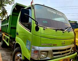 Hino Dutro 130HD 2009 Dumbtruk ors Turbo 6ban/Mitsubishi Colt diesel
