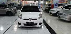 Toyota Yaris S TRD Matic 2012 Putih..