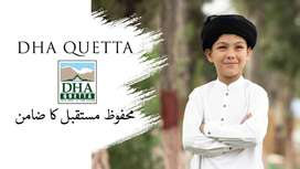 DHA Quetta 1 Kanal ready to transfer affidavit file from DHA Agent