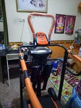 pusat grosir up treadmill manual 6 f