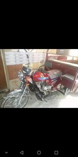 100cc loader unoin star for emergency sale