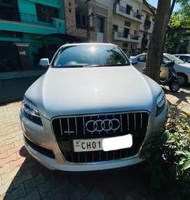 Audi Q7 2011 Diesel 123000 Km Driven