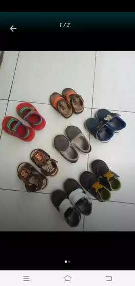Sepatu anak utk usia 6 bln - 2 thun