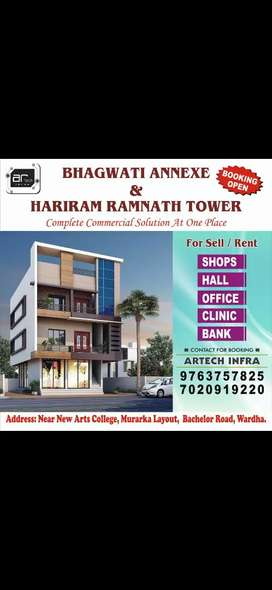 FOR RENT/ SELL ,Shops and hall from 150 to 1000 sq feet