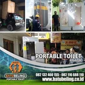 Portable Toilet Interior Premium