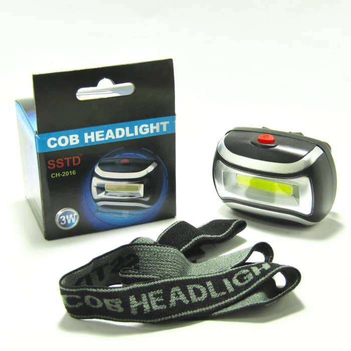 COB HEADLIGHT / SENTER KEPALA BATRE LED COB JIN-LONG JL 2016 0