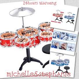 SAY14-Mainan Anak Drum Set Mainan Drum Anak
