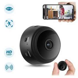 Wi-Fi CCTV camera Mobile Connecting...9