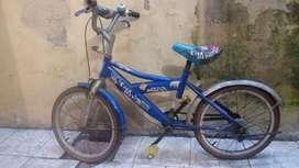 Mini Blue - Sepeda anak
