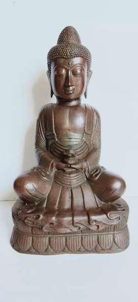 Patung Budha tembaga 4,5kg