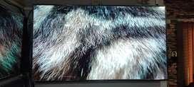 """43"""" Full HD Bezel Less Design smart LED TV"""