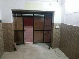 Nice tiling work done in office with Front Partition , Nice Office