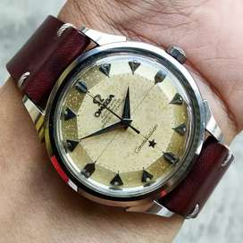 JambTangan Antik Omega Constellation Automatic Chronometer