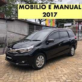 MOBILIO E MANUAL FACELIFT 2017