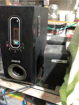 Koryo sound system