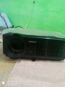 New led tv projector  for sale.