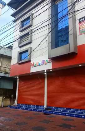 palarivattom 3lakh monthly income 15cent 10000sqt commercial building