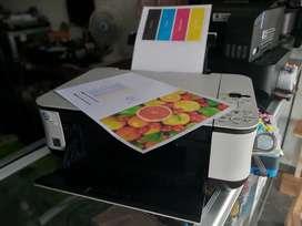 Printer canon mp258 modif normal