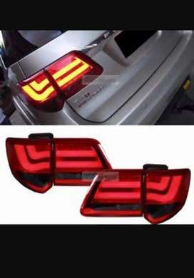 Fortuner taillights