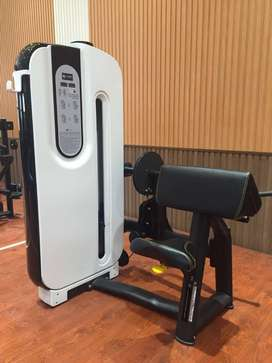 Brand new GYM Set up available and EMI also is there.